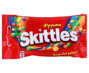 Драже Skittles Скитлс (12 шт)