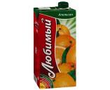 Сок нектар Любимый сад 1,93 литр Оптом