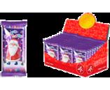 010г шоколад фигурный молочный (С НОВЫМ ГОДОМ!) (6 бл. х 27шт) (натуральный шоколад)