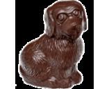 090г шоколадная фигурка БЕТХОВЕН (х 20шт) (пакет) (натуральный шоколад)
