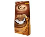 DOVE Promises Молочный шоколад миндаль карамель 93г