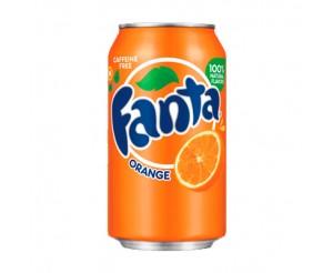 Фанта (Fanta) 0,33 л (24 шт) ж/б оптом