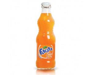 Фанта (Fanta) 0,25 л (24 шт) стекло оптом