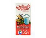 Молоко Северная Долина 3,2% 1,0 л (12 шт) ГОСТ оптом