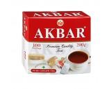 Akbar (Чай Акбар 100 пакетиков 1х12)