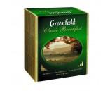 Greenfield Classic Breakfast (Гринфилд Классический Завтрак 100 пакетиков 1х9)
