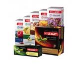 Чай Hillway (Чай Хилвей в ассортименте 100 пакетиков 1х12)