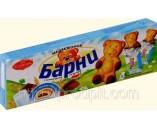 Медвежонок Барни пирожное бисквитное (30г*5шт) Оптом