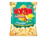 "Кукурузные палочки со вкусом ванили ""Кузя Лакомкин"" 20г. ОПТОМ"