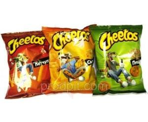 Чипсы Читос Cheetos 55г (25шт) оптом