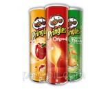 Чипсы Pringles Принглс 150/165г (18шт) оптом