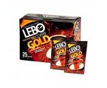 Lebo Gold (Лебо Голд Кофе 2г.1х8блх25шт Растворимый сублимированный.)