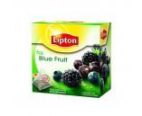 Lipton Blue Fruit Tea (Чай Липтон Пирамида Фруктовый 20 пкетиков 1х12)