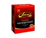 Лисма Чай Насыщенный (100 пакетиков 1х6)