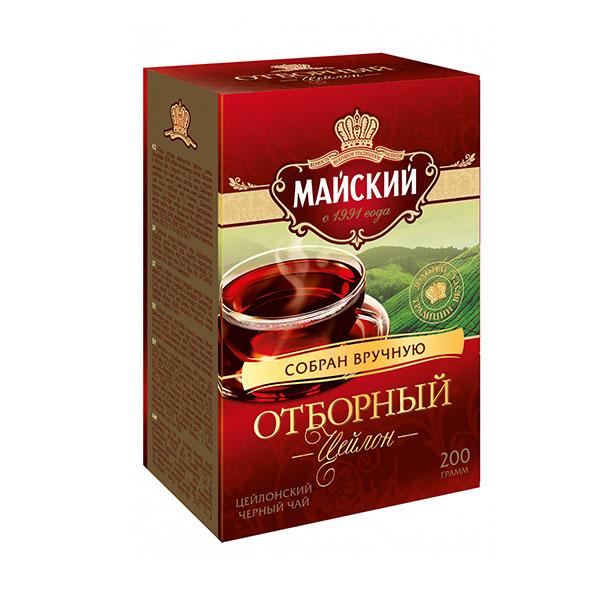 майский чай отборный отзывы
