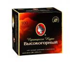 Чай Принцесса Нури Высокогорный Листовой (100 пакетиков 1х18)